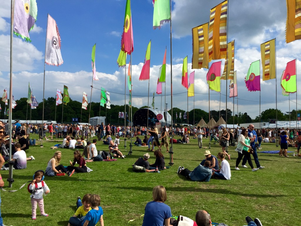 Common People Festival Review 2015, Southampton