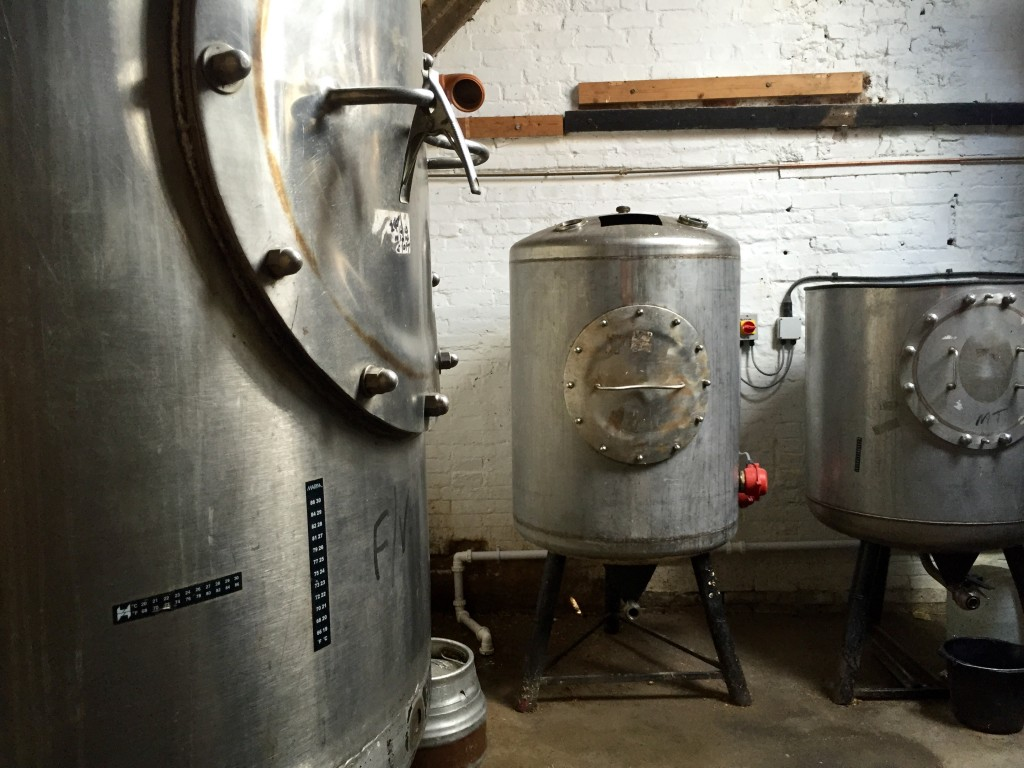 A visit to the Cracklerock brewery, Botley, Hampshire