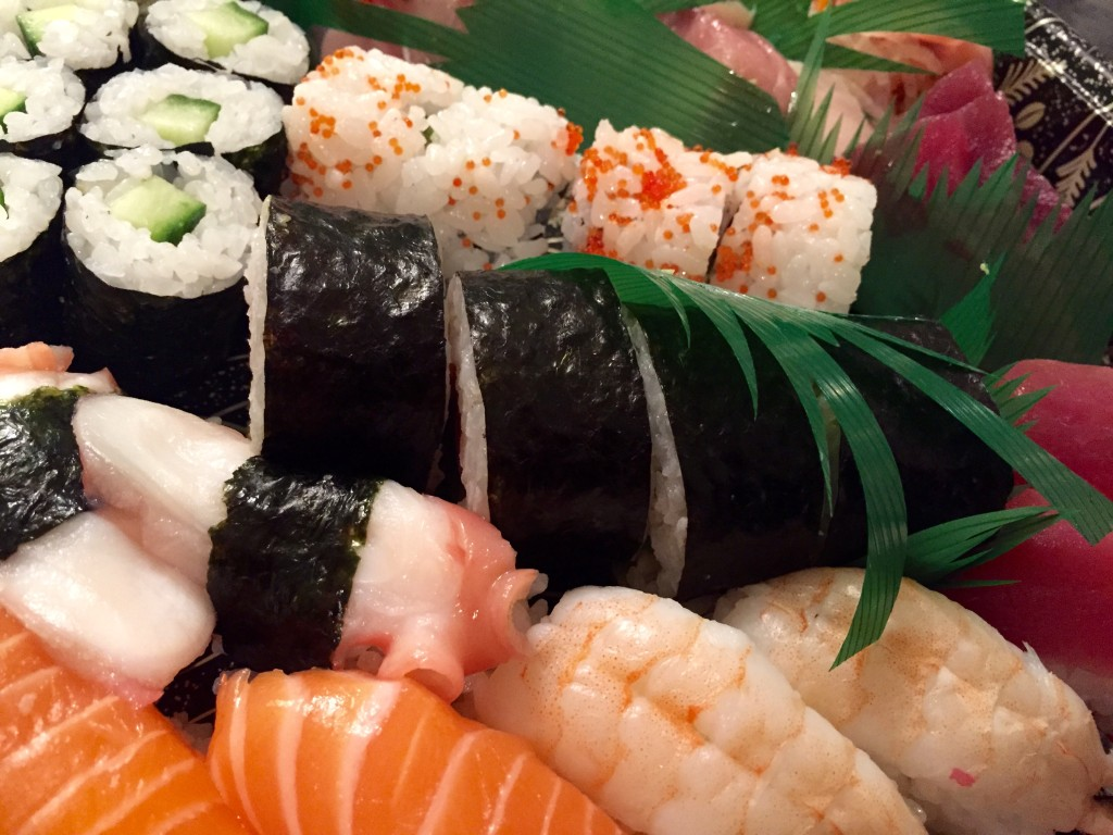 Takeaway sushi from Zen, Southampton -review