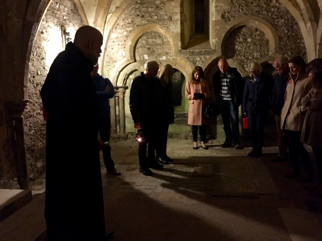 "The ""Spirits of Winchester"" Halloween walking tour with the Cabinet Rooms"