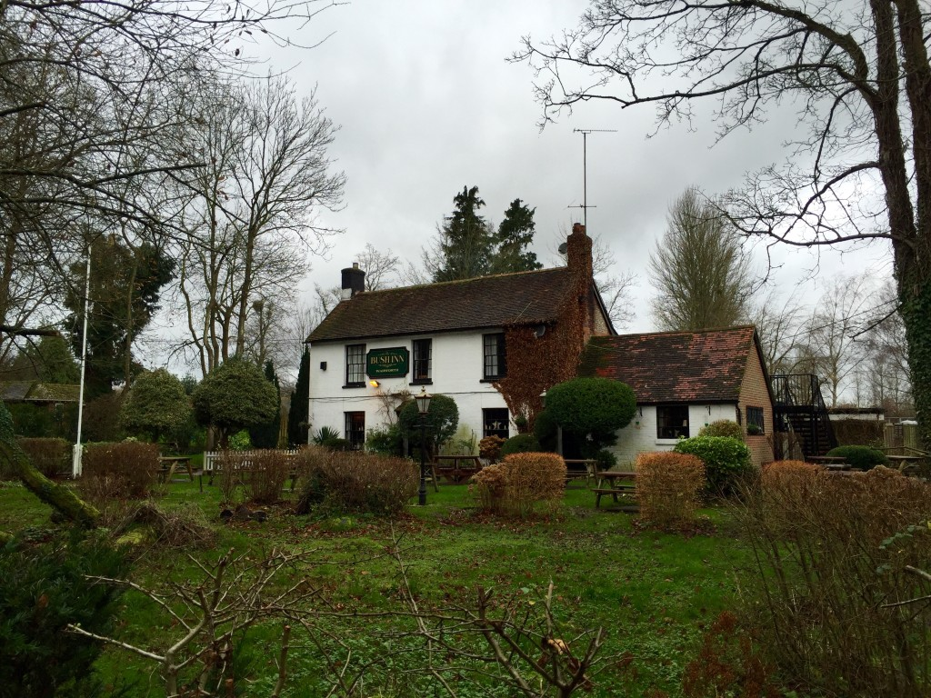 The Bush Inn Ovington