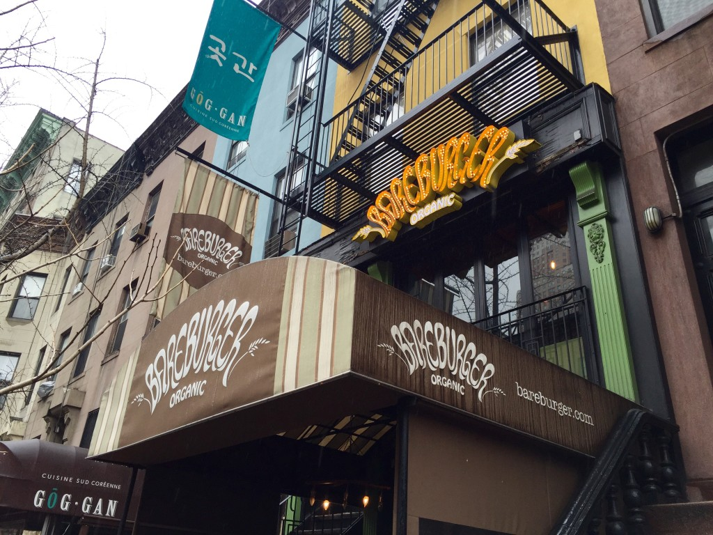 Bareburger, Manhattan – burger review