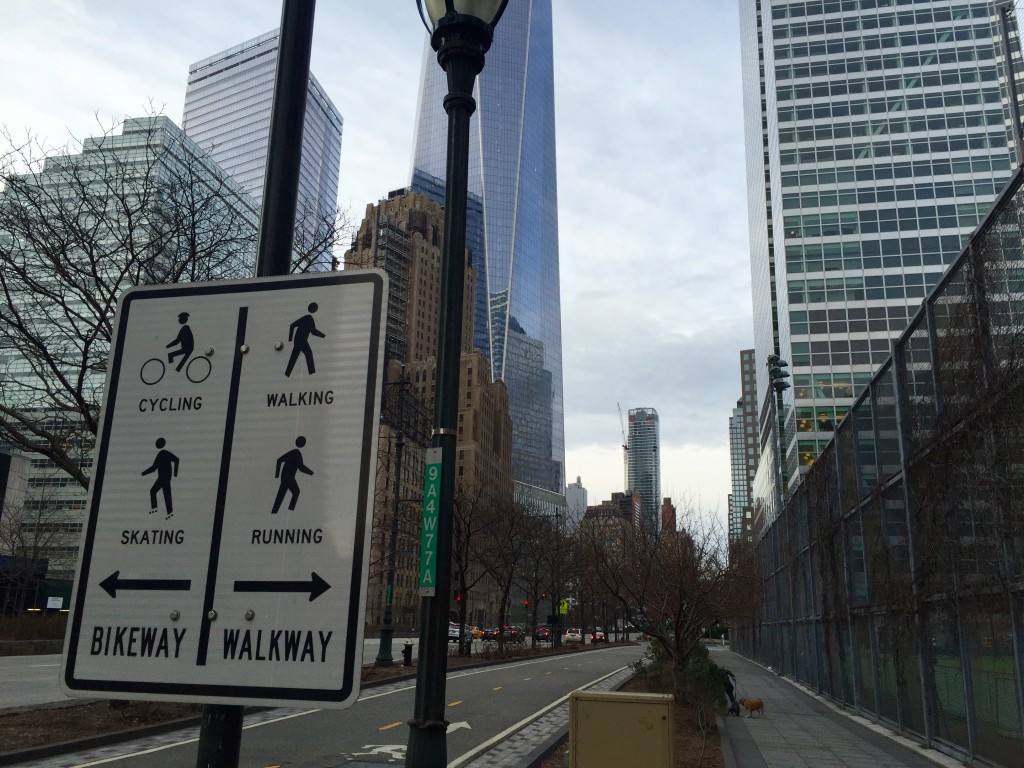 Running tour of New York's Lower West Side including the 9/11 Memorial and the High Line