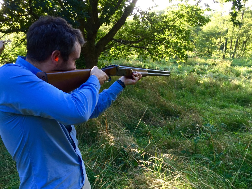 An introduction to shooting with the Gun Shop, Botley