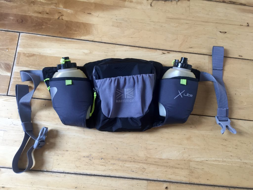 Karrimor X Duo Bt Belt 00 running belt review (and a lesson in poor customer service from Sports Direct)