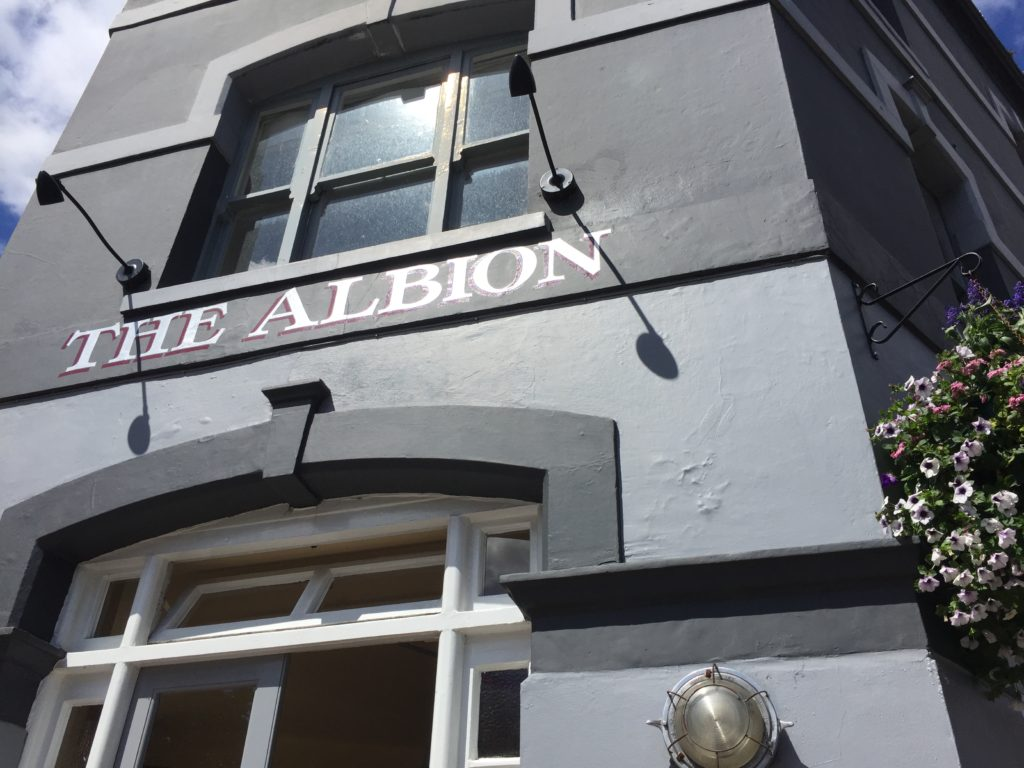 The Albion Pub Winchester