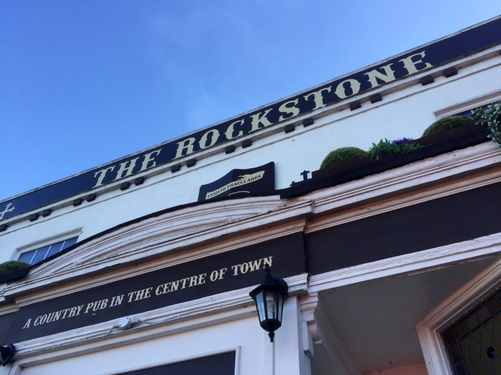 The Rockstone, Southampton – burger review