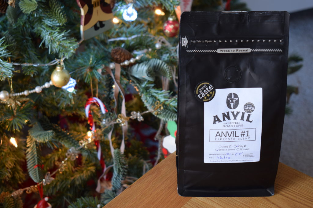 Anvil Coffee Espresso Blend