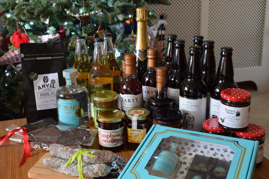 10 of the best food gifts for Christmas 2017 from Hampshire producers